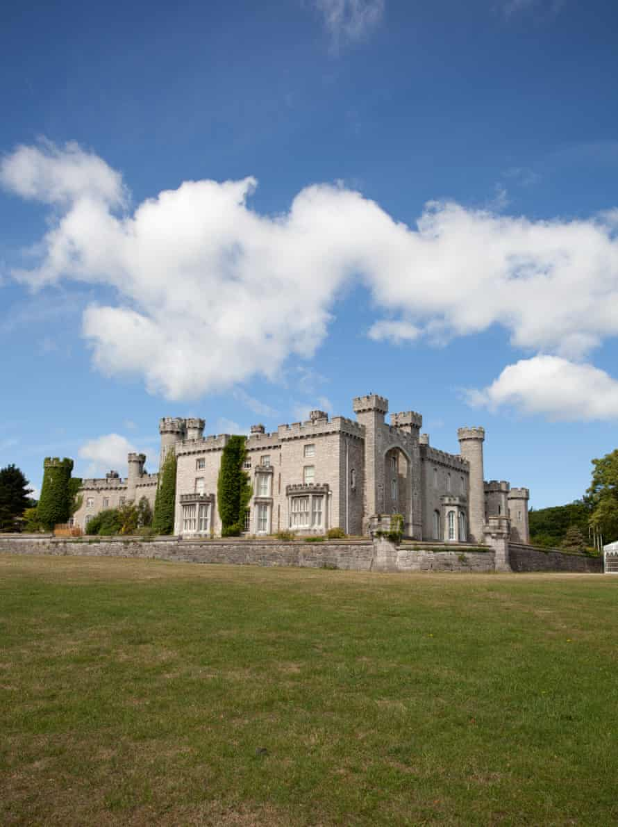Taken from the grounds of Bodelwyddan Castle.