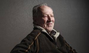 Werner Herzog, film director, actor and author.
