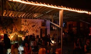 Cantina Social, Athens