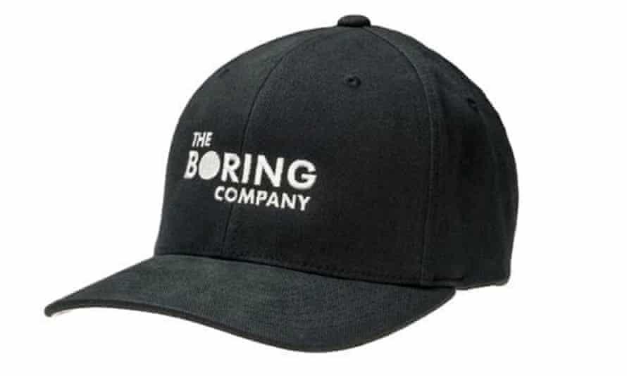A Boring hat