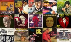 Covers of Ennio Morricone soundtracks.