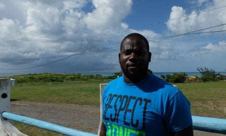 """Kendra Beazer from the Barbuda Council thinks the government's attempts to change land tenure laws on Barbuda is """"disaster capitalism"""" Barbuda"""