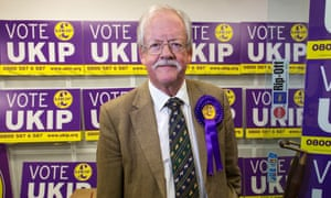 Roger Helmer, president of the Alliance for Direct Democracy in Europe