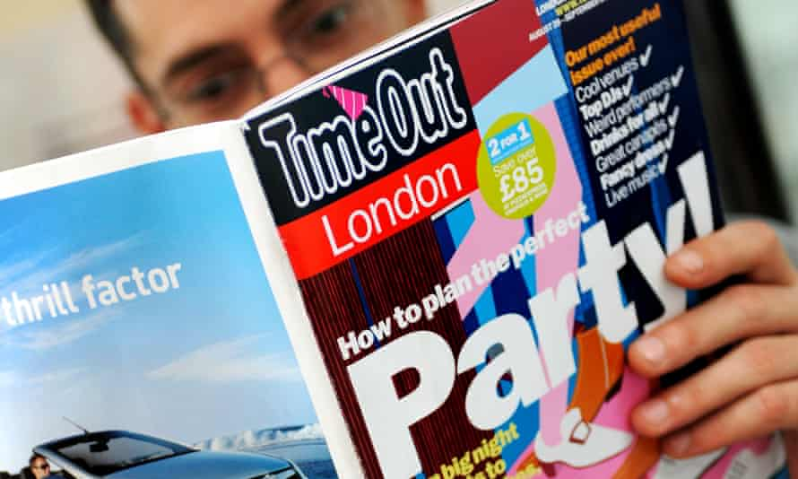 The magazine said the printed edition would return after the lockdown is lifted.