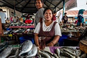 Villages will be studied for information on ethnic composition, political jurisdiction and proximity to fish markets.