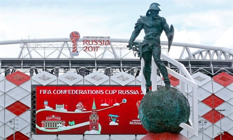 Russia hopes Confederations Cup will banish 2018 World Cup concerns   Shaun Walker