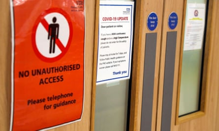 Some patients awaiting diagnosis say they are put off attending hospitals due to concerns about the virus.