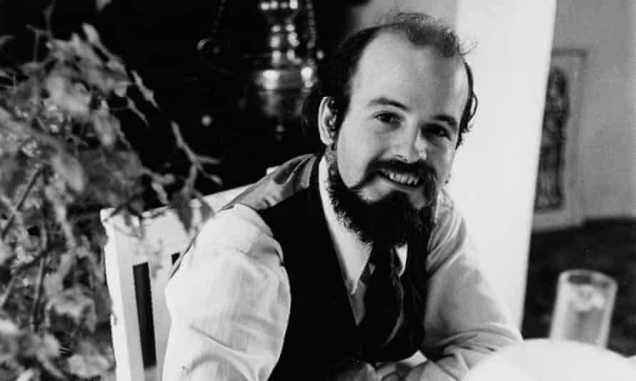 Terry Pratchett in 1971