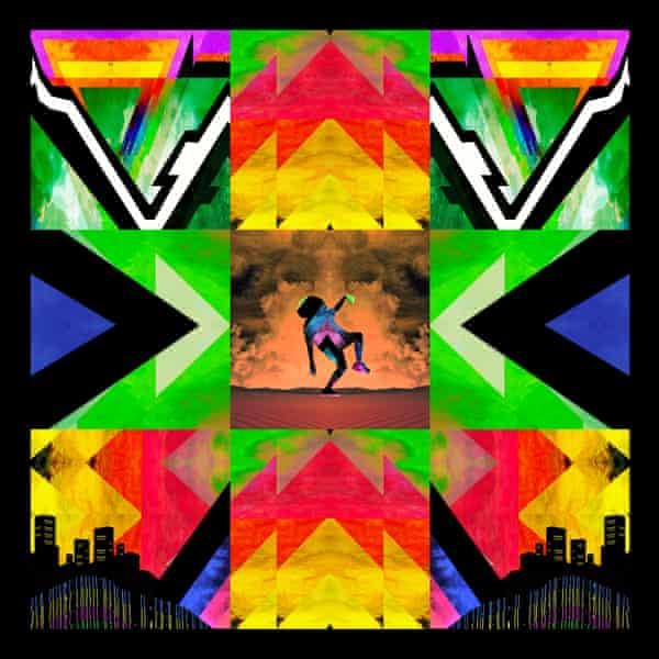 The artwork for Egoli.