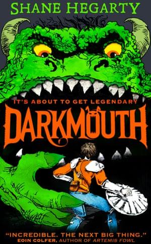 Darkmouth by Shane Hegarty (HarperCollins)