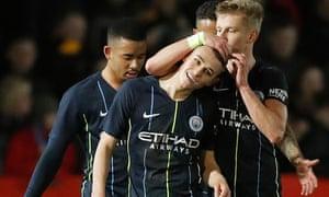 Anybody want Manchester City? Anybody?