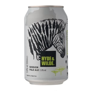 Hyde & Wilde Session Pale Ale
