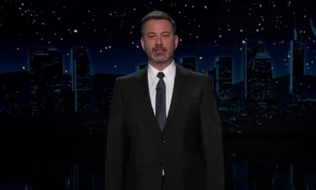 Jimmy Kimmel on Republicans: 'I think what they've decided is that the best way to prove voter fraud is to commit voter fraud.'