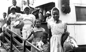 Immigration - Begona - SouthamptonSome of the thousands of West Indian Immigrants disembarking from the liner Begona at Southampton shortly before the Commonwealth Immigration Act came into force. 2nd July 1962
