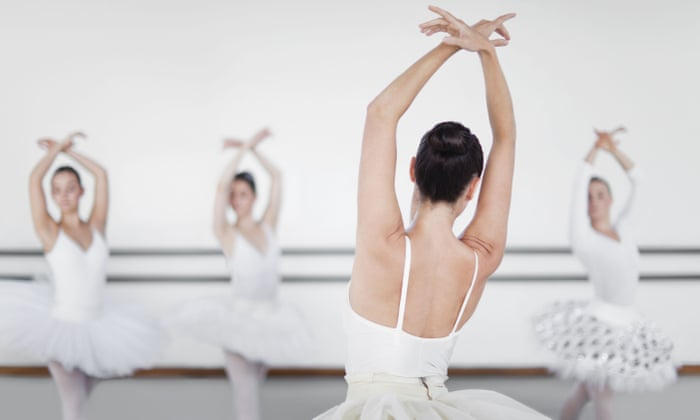 The secret to getting in to a top university? Piano and ballet