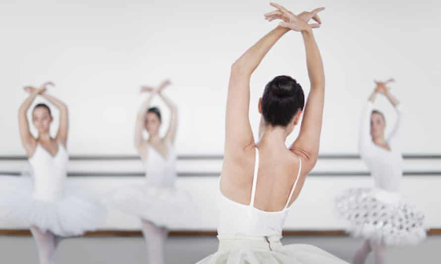 In ballet, there is a demand for women to tell their own stories