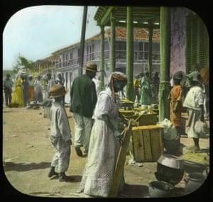 The Market, Kingston, Jamaica