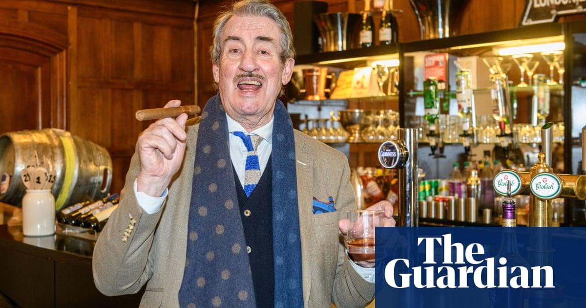 John Challis: versatile actor celebrated for a signature snicker
