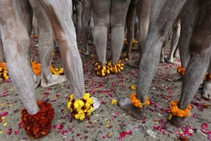 The Kumbh Mela lasts for 45 days.