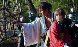 Quantity without sacrificing quality … Blade of the Immortal, directed by Takashi Miike.
