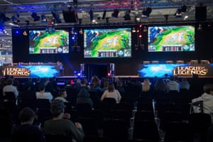 Gamers playing League of Legends, which as seen verbal abuse drop by 40% since it introduced an honor system.