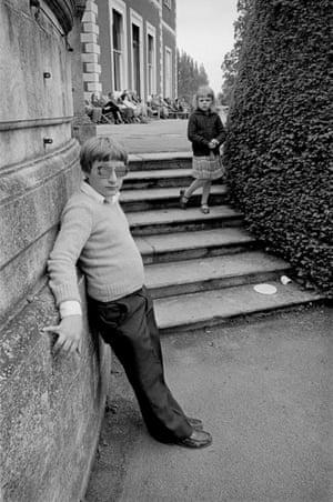 Fawley Court, Oxfordshire, England, 1981