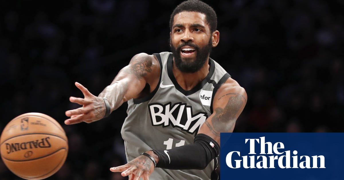 Brooklyn Nets Kyrie Irving loses nearly $1m for Covid protocol violations