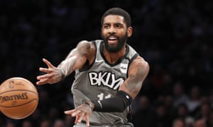 Kyrie Irving: 'We want to perform in a secure and protected space.'
