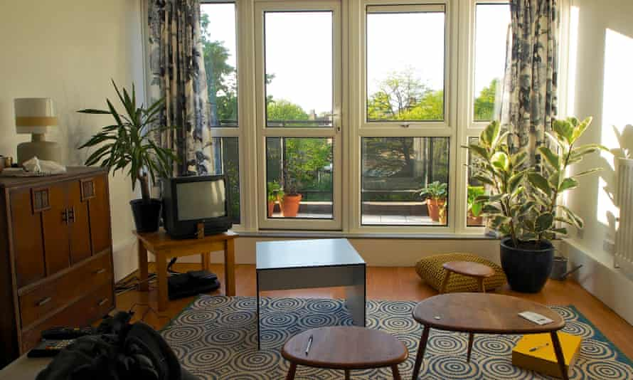 'Oriented to catch the best sunlight': inside one of the Central Hill homes.