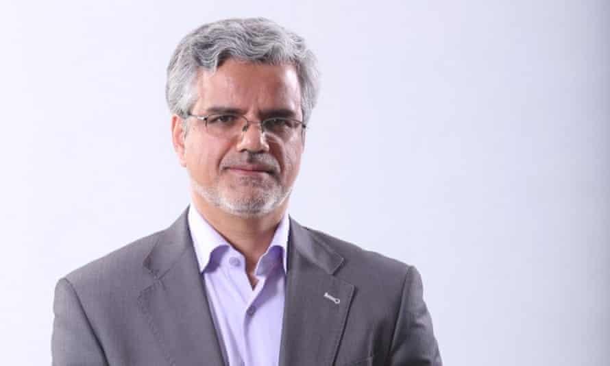 Iranian MP Mahmoud Sadeghi.