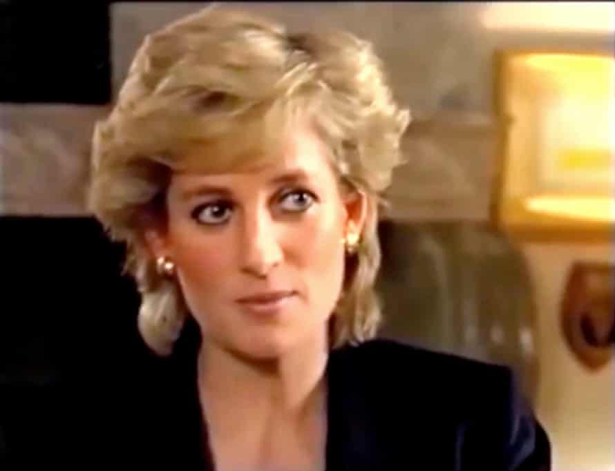 Diana, Princess of Wales on Panorama in 1995