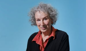 Canadian Author and Poet Margaret Atwood Date: 28 September 2015. Photograph by Amit Lennon Commissioned for Arts