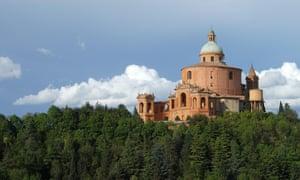 The Santuario della Madonna di San Luca