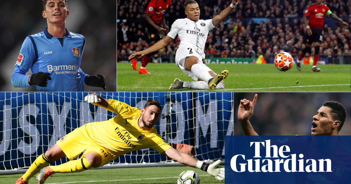 The in-form young footballers in 2019 | Football | The Guardian