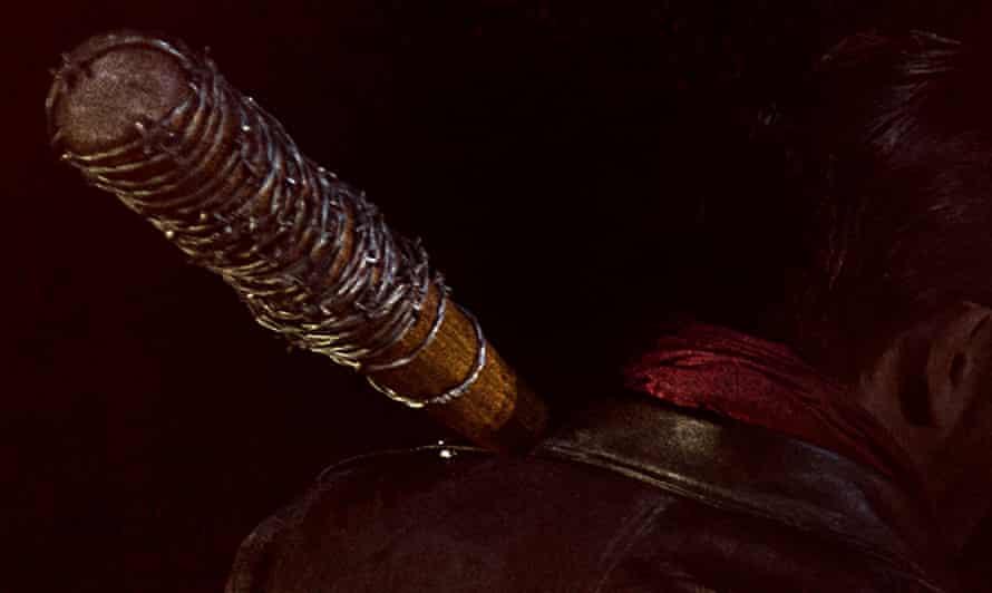 Batter up: The Walking Dead finale