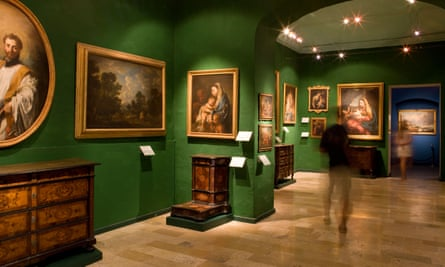 Valletta's new museum will include works from the collection of its previous fine art museum (pictured).