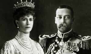 British royal family change their name to windsor archive 1917 king george v with his consort queen mary circa 1911 publicscrutiny Choice Image