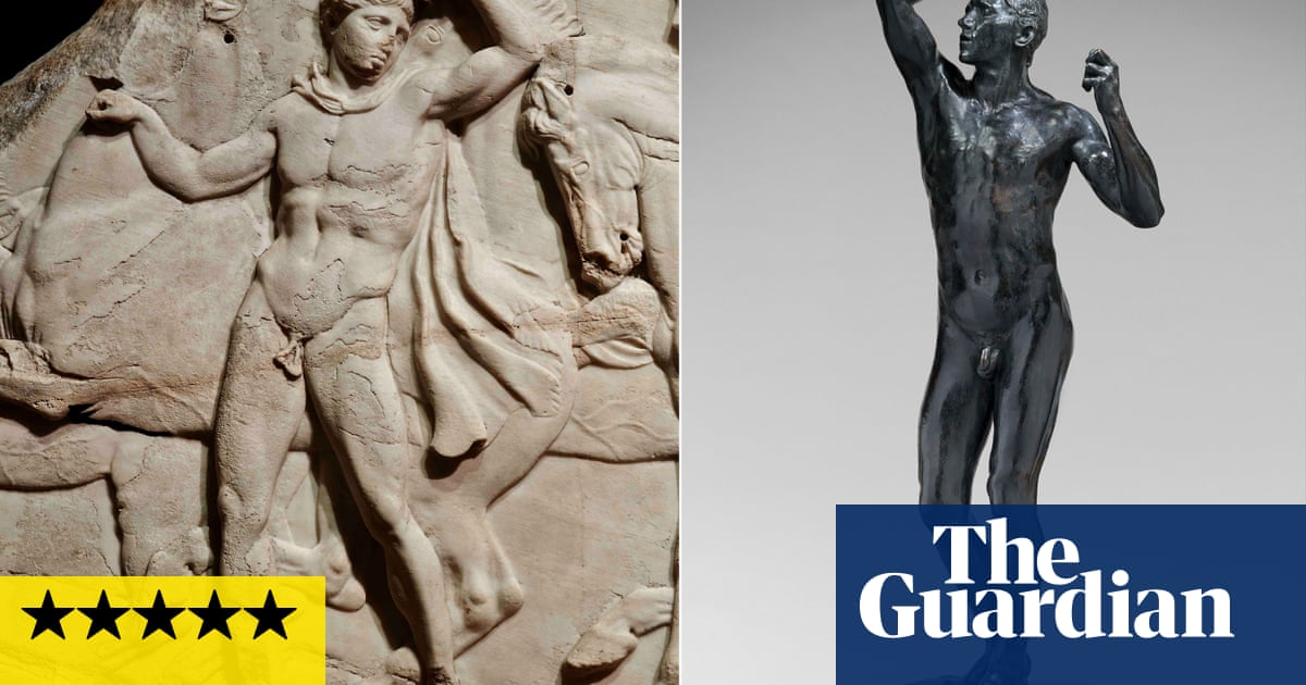 Rodin and the Art of Ancient Greece review – an