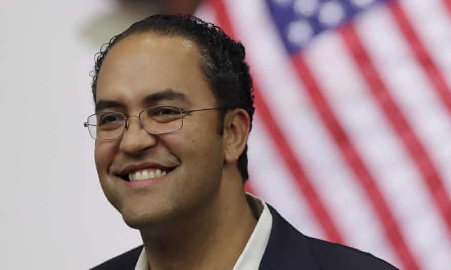 Hurd has represented Texas's 23rd district in Congress since 2015.