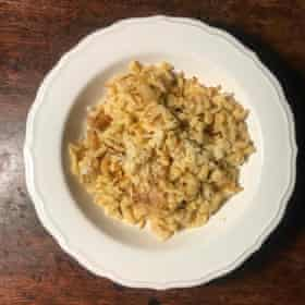 Christine McFadden's spätzle are 'deliciously soft, so if you can find 00 flour, give it a try' Thumbnails by Felicity Cloake.