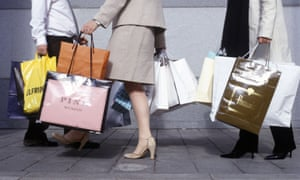 Evidence suggests that 'owning luxury goods produces a sense of well-being'.