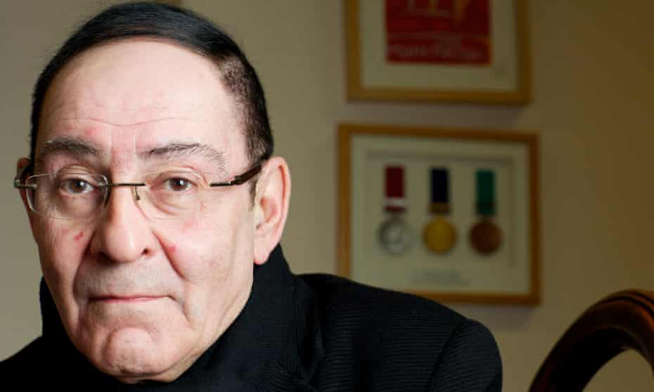 Sir Howard Bernstein, chief executive of Manchester city council.