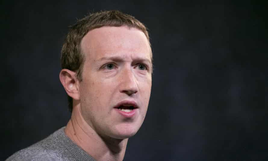 Mark Zuckerberg: 'We're not gonna change our policies or approach on anything because of a threat to a small percent of our revenue, or to any percent of our revenue.'