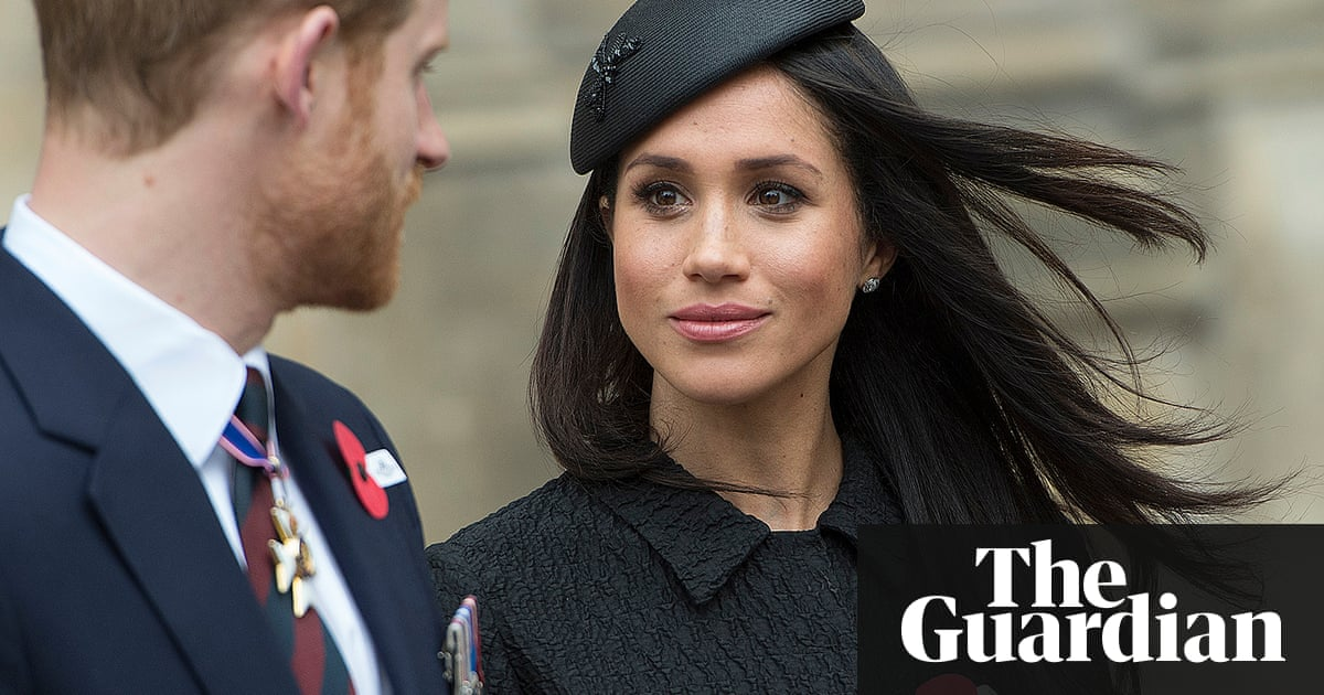 The Markle effect: black women see the royal wedding as workplace ...