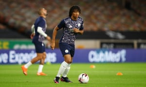 Nathan Ake of Manchester City