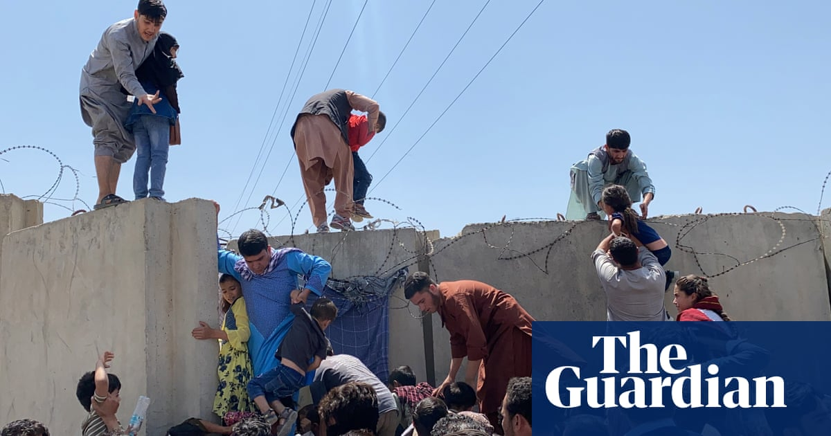 Taliban declare 'war is over' as Kabul falls