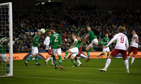 Martin O'Neill fails to ignite Irish optimism in Denmark stalemate