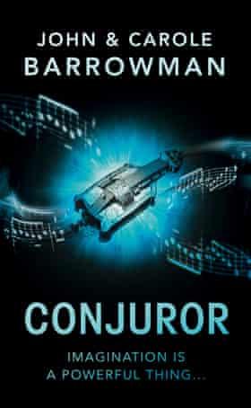 the Conjuror cover