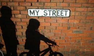 Salford street