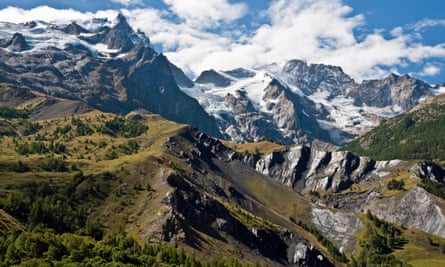 Mountains of the Hautes-Alpes